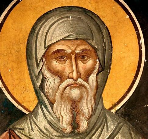 Великий Антоний. Из Египта с любовью
