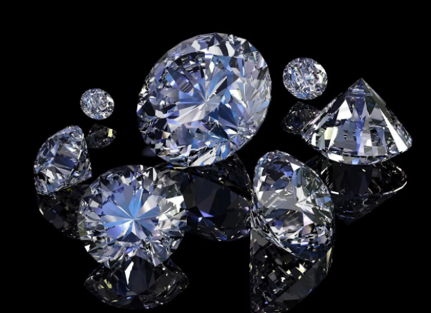 Мы еще увидим землю в алмазах!