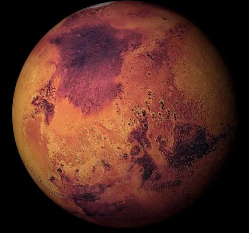 На Марс спустили шифровку