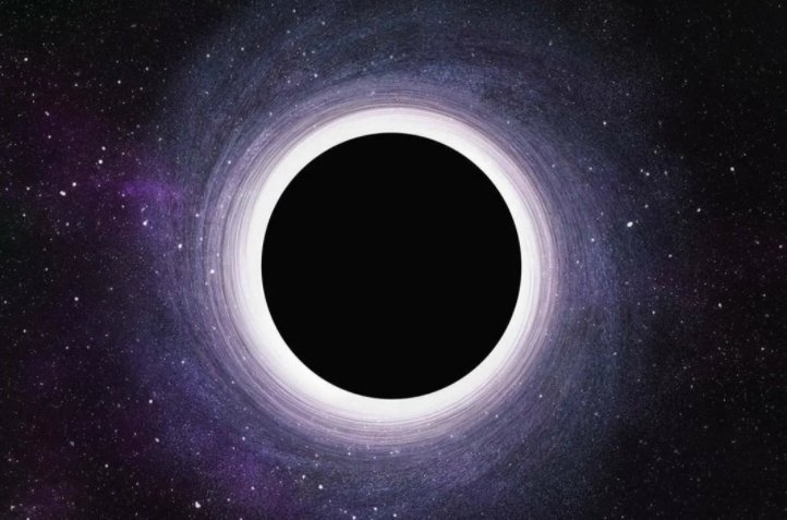 Черная дырочка рядом с нами
