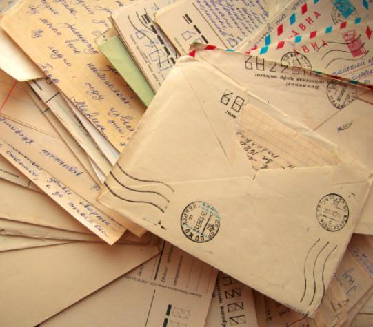Письмо пришло через 40 лет
