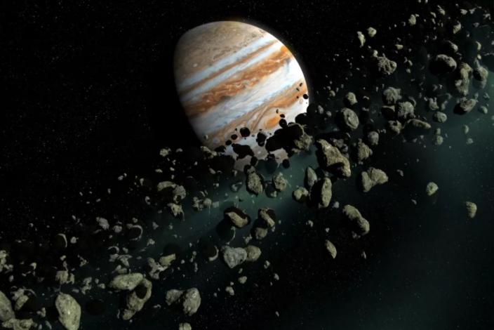 Астероидный феномен над Сибирью