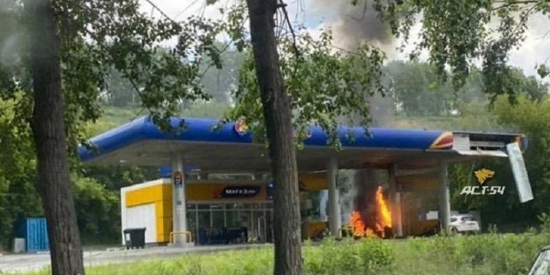 Причина пожара – та же