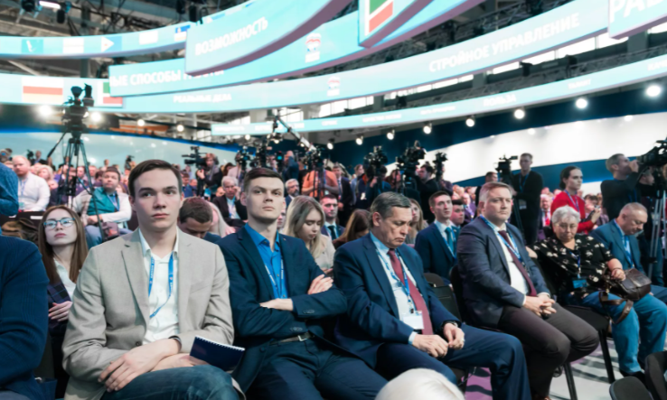 Съест «Единая Россия»