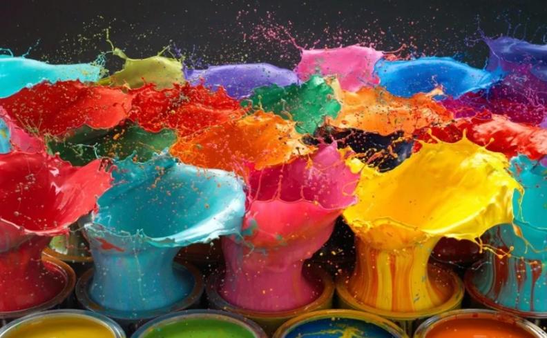 Краски защитят от коронавируса