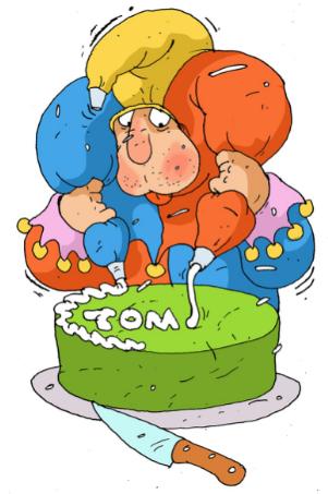 «Томск» к десерту