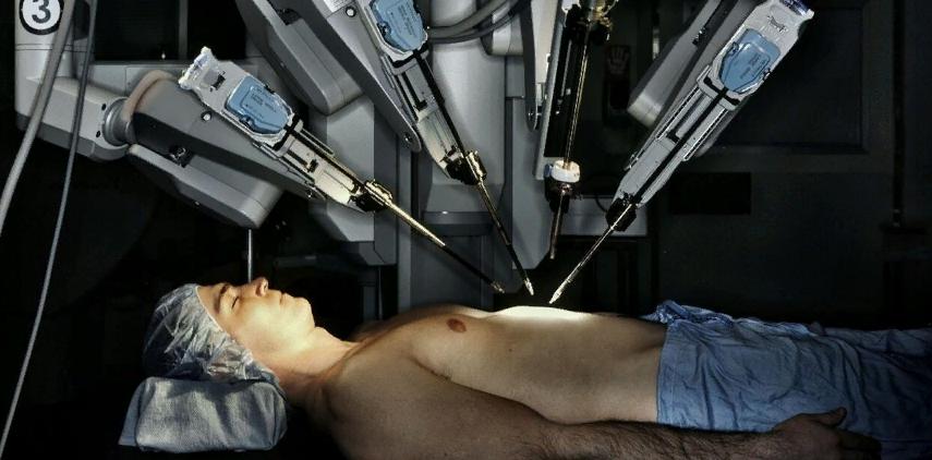 Робот-хирург меньше некуда