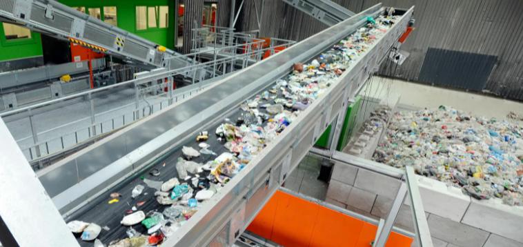 Робот займется мусором