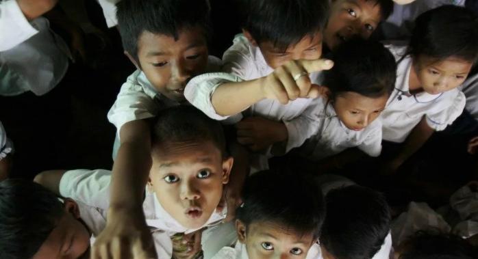 У мигрантов подрастают дети…